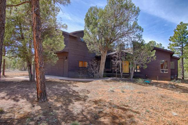 250 N Sorrel Court, Show Low, AZ 85901 (MLS #6061480) :: Nate Martinez Team
