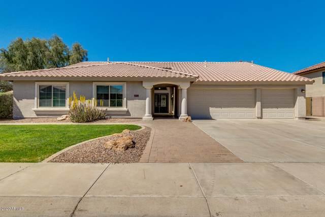 4930 S Hudson Place, Chandler, AZ 85249 (MLS #6061484) :: Conway Real Estate