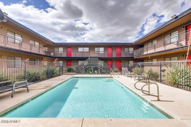 310 W Earll Drive #107, Phoenix, AZ 85013 (MLS #6061490) :: Brett Tanner Home Selling Team