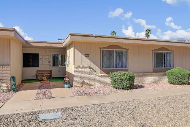 13809 N 111TH Avenue, Sun City, AZ 85351 (MLS #6061507) :: Nate Martinez Team