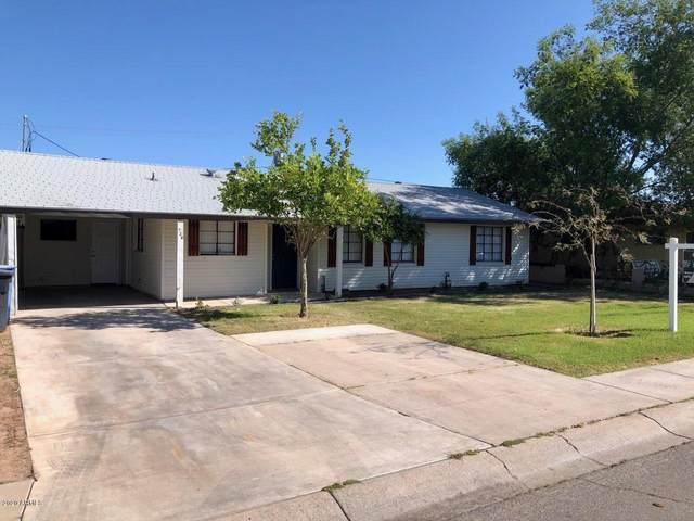 728 E Commonwealth Place, Chandler, AZ 85225 (MLS #6061529) :: The Laughton Team