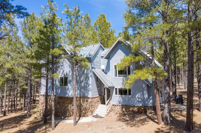 2715 W Forest Hills Drive, Flagstaff, AZ 86001 (MLS #6061536) :: The W Group