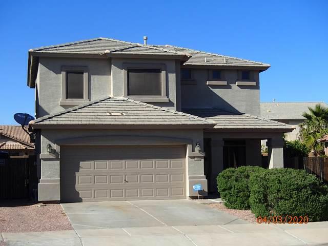 17252 W Meghan Drive, Goodyear, AZ 85338 (MLS #6061539) :: Conway Real Estate