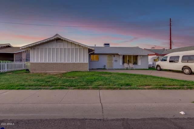 4334 W Keim Drive, Glendale, AZ 85301 (MLS #6061554) :: Howe Realty