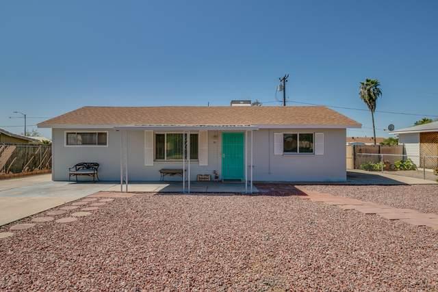 111 Peretz Circle, Morristown, AZ 85342 (MLS #6061578) :: Keller Williams Realty Phoenix