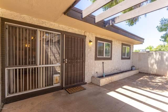 720 S Dobson Road #38, Mesa, AZ 85202 (MLS #6061595) :: Conway Real Estate