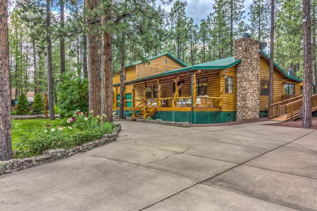 6529 Pinto Circle, Pinetop, AZ 85935 (MLS #6061597) :: Nate Martinez Team
