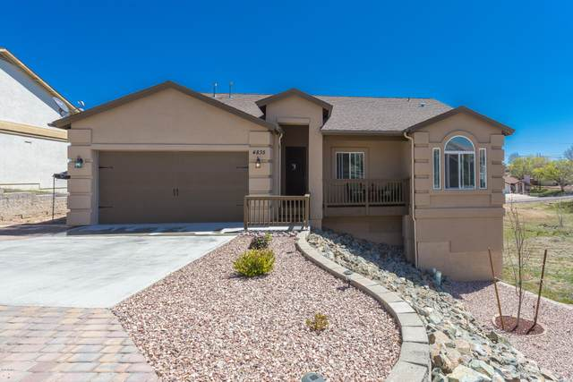 4835 N Stewart Road, Prescott Valley, AZ 86314 (MLS #6061598) :: The Carin Nguyen Team