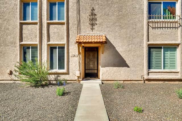5969 N 83RD Street N, Scottsdale, AZ 85250 (MLS #6061602) :: Russ Lyon Sotheby's International Realty