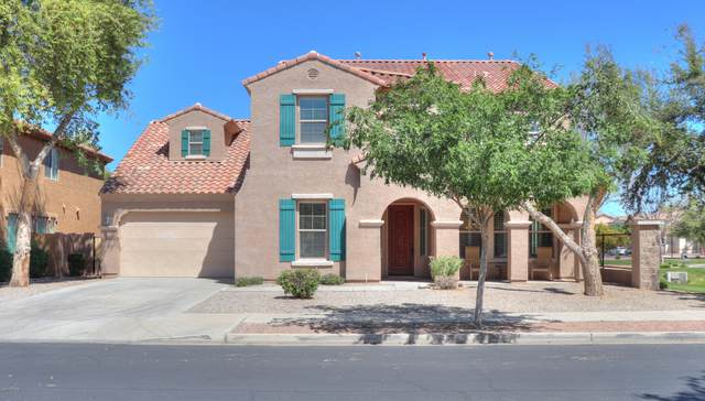 20280 E Silver Creek Lane, Queen Creek, AZ 85142 (MLS #6061623) :: Kepple Real Estate Group