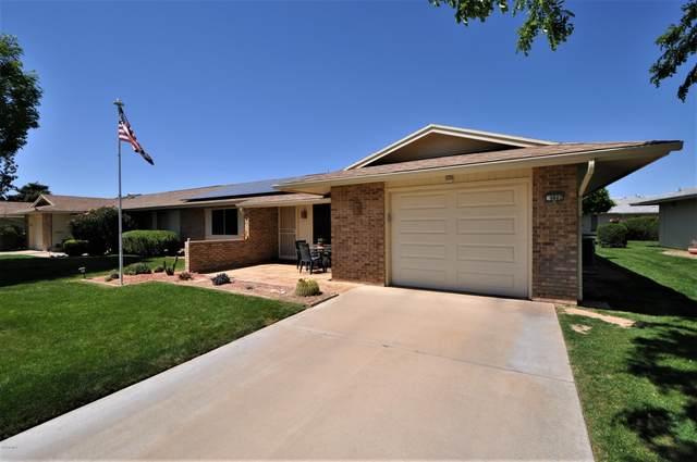 9802 W Oak Ridge Drive, Sun City, AZ 85351 (MLS #6061632) :: Nate Martinez Team