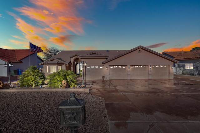 2929 Saint Andrews Drive, Sierra Vista, AZ 85650 (MLS #6061636) :: Dijkstra & Co.