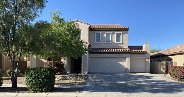 15976 W Clinton Street, Surprise, AZ 85379 (MLS #6061650) :: Kortright Group - West USA Realty
