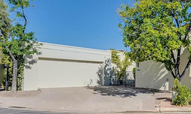 7340 E Sierra Vista Drive, Scottsdale, AZ 85250 (MLS #6061656) :: Russ Lyon Sotheby's International Realty