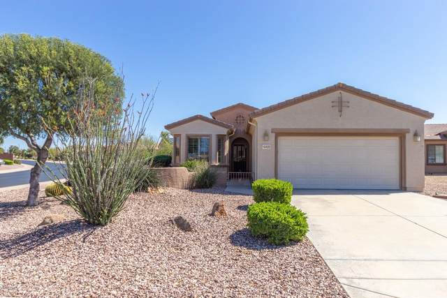 16420 W Chuparosa Lane, Surprise, AZ 85387 (MLS #6061660) :: Kortright Group - West USA Realty
