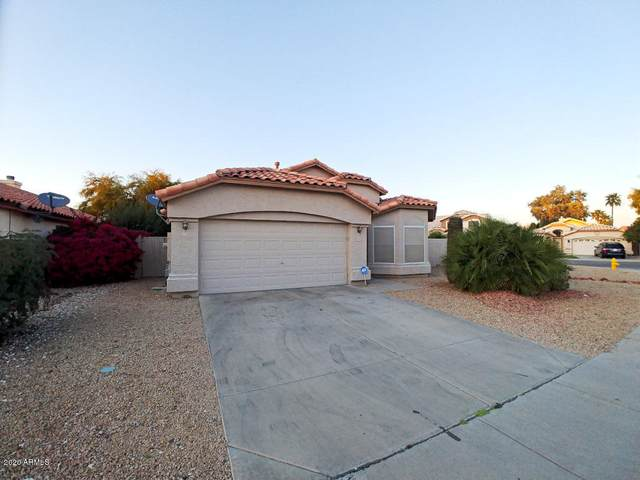 7920 W Taro Lane, Glendale, AZ 85308 (MLS #6061672) :: Nate Martinez Team