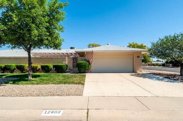 12802 W Copperstone Drive, Sun City West, AZ 85375 (MLS #6061684) :: Nate Martinez Team