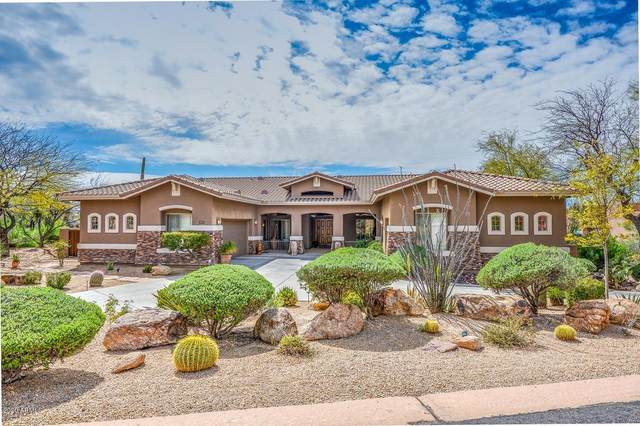 8571 E Preserve Way, Scottsdale, AZ 85266 (MLS #6061685) :: Scott Gaertner Group
