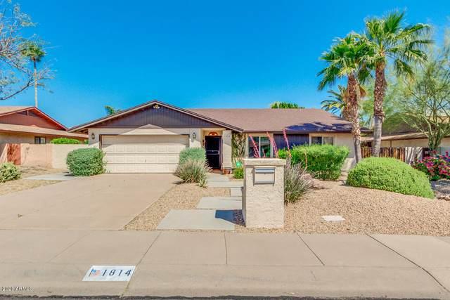 1814 E Manzanita Drive, Phoenix, AZ 85020 (MLS #6061698) :: Riddle Realty Group - Keller Williams Arizona Realty