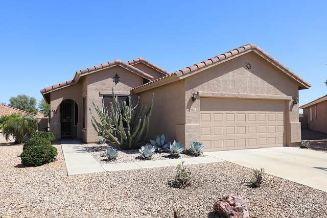 22873 W Kalena Court, Buckeye, AZ 85326 (MLS #6061700) :: The W Group