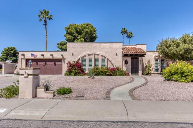 5002 E Sunnyside Drive, Scottsdale, AZ 85254 (MLS #6061709) :: Conway Real Estate