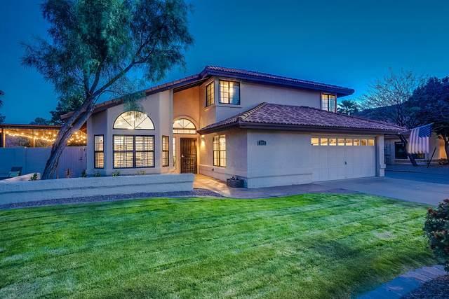 8905 E Voltaire Drive, Scottsdale, AZ 85260 (MLS #6061713) :: Brett Tanner Home Selling Team