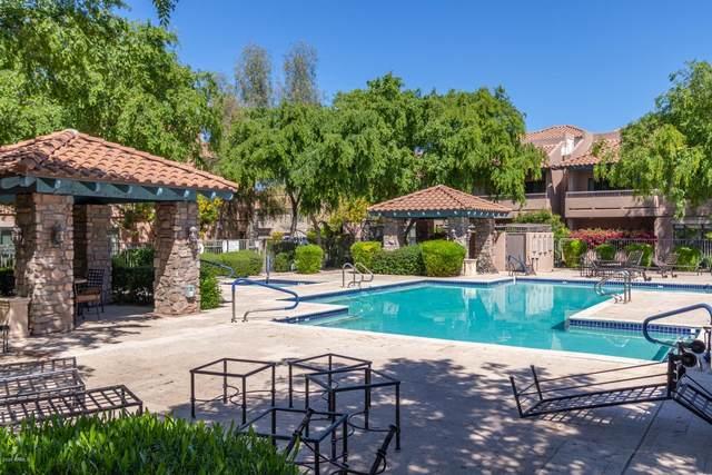 20660 N 40TH Street #2155, Phoenix, AZ 85050 (MLS #6061719) :: Brett Tanner Home Selling Team