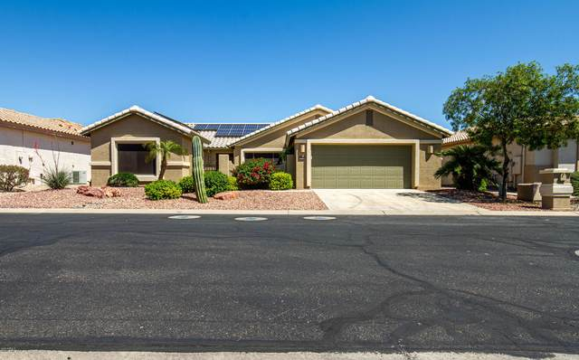 3719 N 159TH Avenue, Goodyear, AZ 85395 (MLS #6061722) :: Kortright Group - West USA Realty