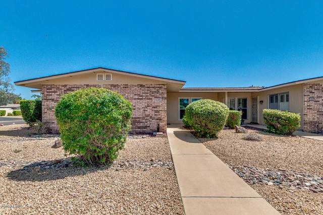 19051 N Camino Del Sol, Sun City West, AZ 85375 (MLS #6061740) :: The Daniel Montez Real Estate Group