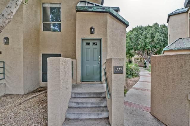 101 N 7TH Street #222, Phoenix, AZ 85034 (MLS #6061747) :: Riddle Realty Group - Keller Williams Arizona Realty