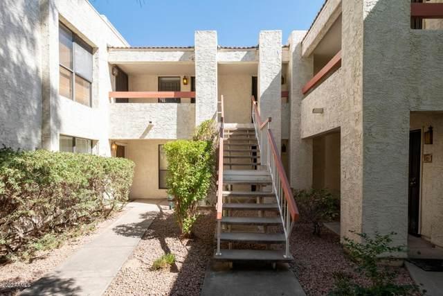 3119 W Cochise Drive #239, Phoenix, AZ 85051 (MLS #6061769) :: Conway Real Estate