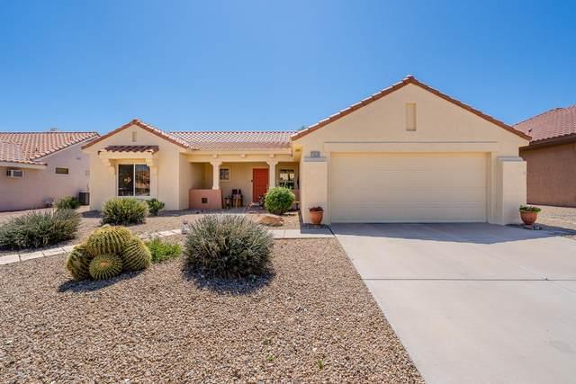 22628 N Mazatlan Drive, Sun City West, AZ 85375 (MLS #6061787) :: Nate Martinez Team