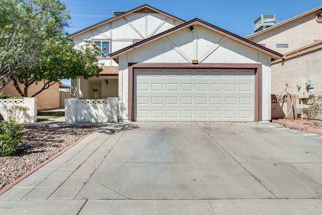 10110 N 66TH Lane, Glendale, AZ 85302 (MLS #6061789) :: Homehelper Consultants