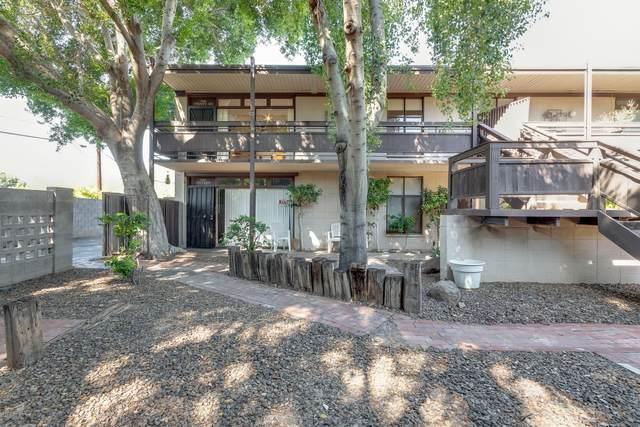 1101 E Bethany Home Road #26, Phoenix, AZ 85014 (MLS #6061792) :: Riddle Realty Group - Keller Williams Arizona Realty