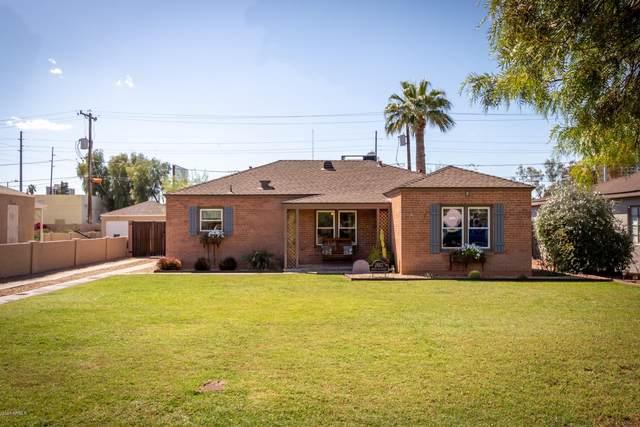 2612 N 8TH Street, Phoenix, AZ 85006 (MLS #6061804) :: Riddle Realty Group - Keller Williams Arizona Realty