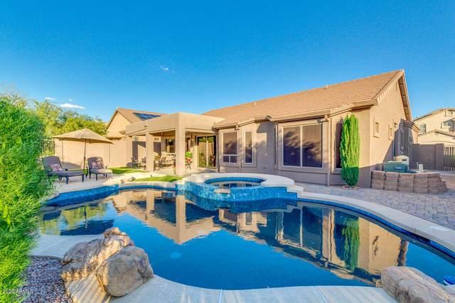 3060 N Ridgecrest #93, Mesa, AZ 85207 (MLS #6061814) :: Long Realty West Valley