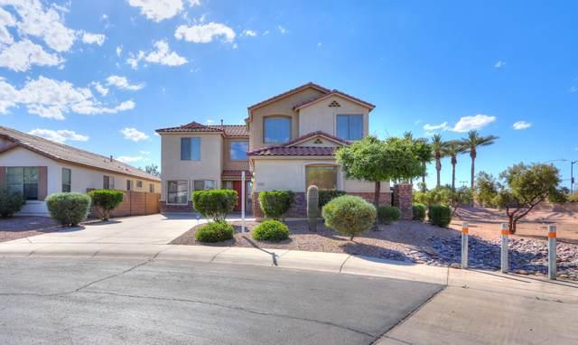 21136 N Donithan Way, Maricopa, AZ 85138 (MLS #6061838) :: Yost Realty Group at RE/MAX Casa Grande