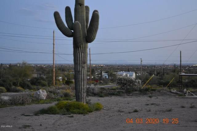 5266 N Main Drive, Apache Junction, AZ 85119 (MLS #6061843) :: The W Group