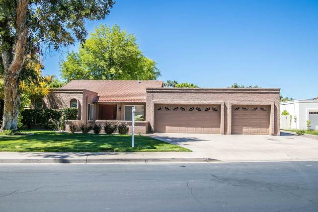 2648 S El Dorado Road, Mesa, AZ 85202 (MLS #6061864) :: Devor Real Estate Associates