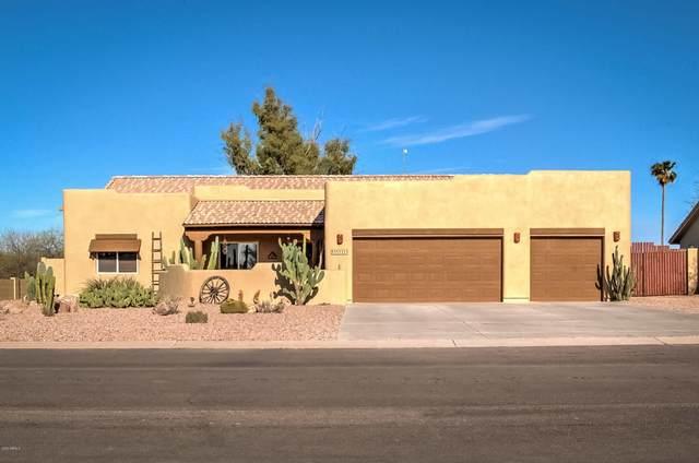 15311 S Saxon Road, Arizona City, AZ 85123 (MLS #6061865) :: Yost Realty Group at RE/MAX Casa Grande