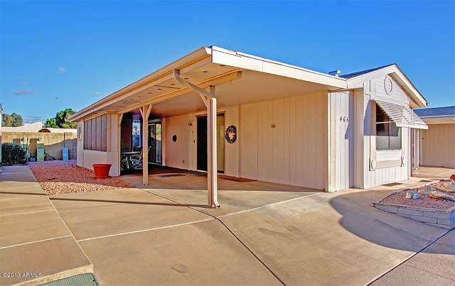 5735 E Mcdowell Road #466, Mesa, AZ 85215 (MLS #6061874) :: Scott Gaertner Group
