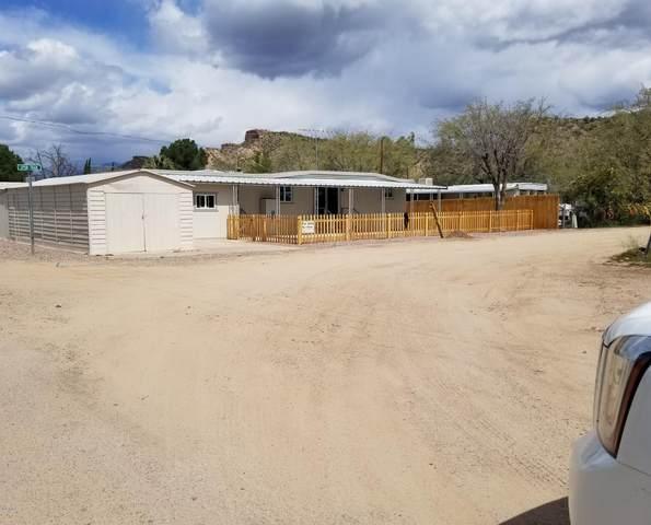 212 E Spur Trail, Roosevelt, AZ 85545 (MLS #6061876) :: Lucido Agency
