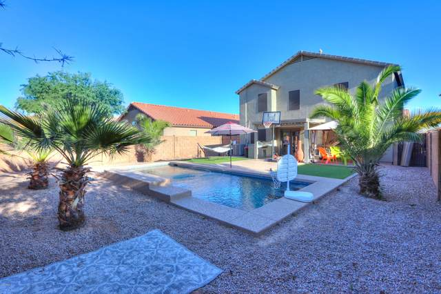 42252 W Michaels Drive, Maricopa, AZ 85138 (MLS #6061894) :: Devor Real Estate Associates
