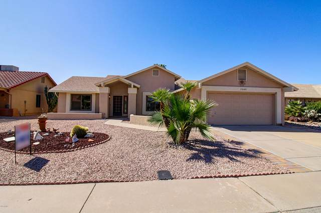 2345 Leisure World, Mesa, AZ 85206 (MLS #6061895) :: Devor Real Estate Associates