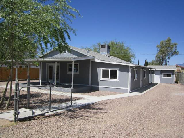 238 E Spur Trail, Roosevelt, AZ 85545 (MLS #6061901) :: Conway Real Estate