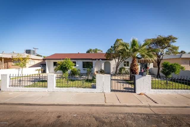 1616 E 1ST Place, Mesa, AZ 85203 (MLS #6061909) :: Conway Real Estate