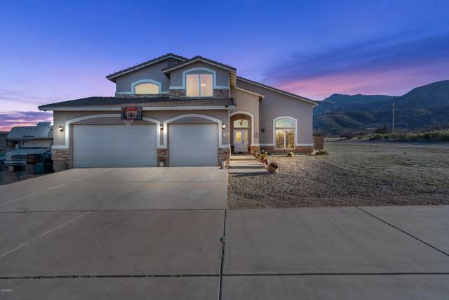 5805 S Richards Road, Hereford, AZ 85615 (MLS #6061911) :: Conway Real Estate