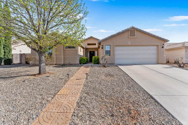 3042 Cabo Villano Drive, Sierra Vista, AZ 85650 (MLS #6061915) :: Service First Realty