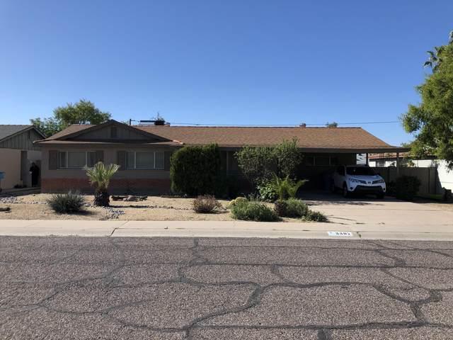 3307 W Shaw Butte Drive, Phoenix, AZ 85029 (MLS #6061916) :: Conway Real Estate