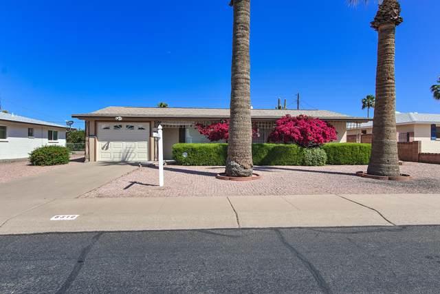 5310 E Cicero Street, Mesa, AZ 85205 (MLS #6061925) :: Scott Gaertner Group
